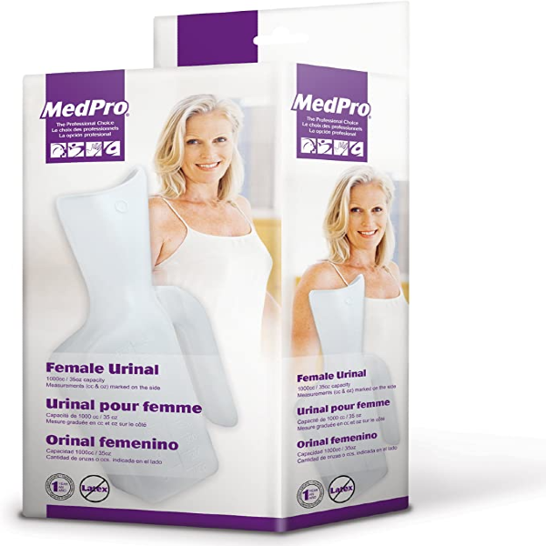 7575760657 Female Urinal by Medpro