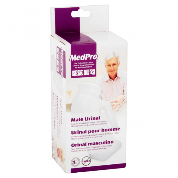 7575760665 Male Urinal by Medpro