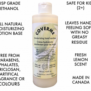 80097910 Hand Sanitizer By Cover Me