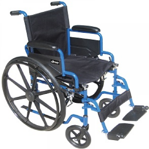 80785 WheelChair 18inch SA Foot