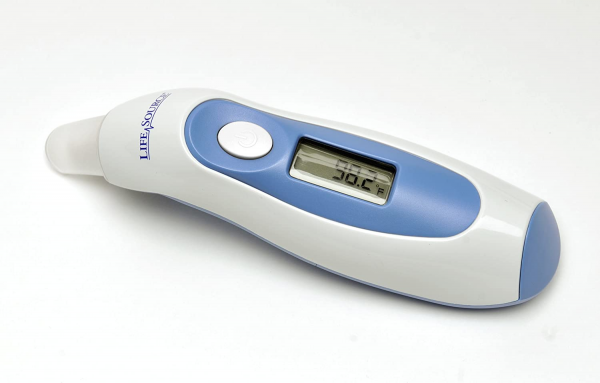 9376460286 Lifesource ear thermometer
