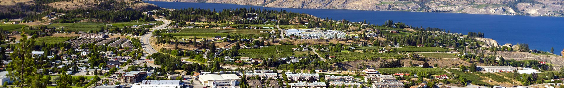Summerland Okanagan Lake